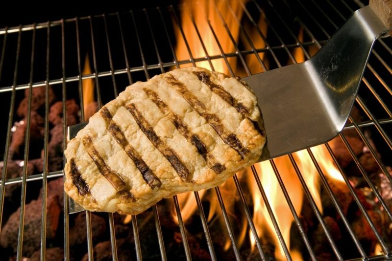 fire grilled chicken breasts crockpot