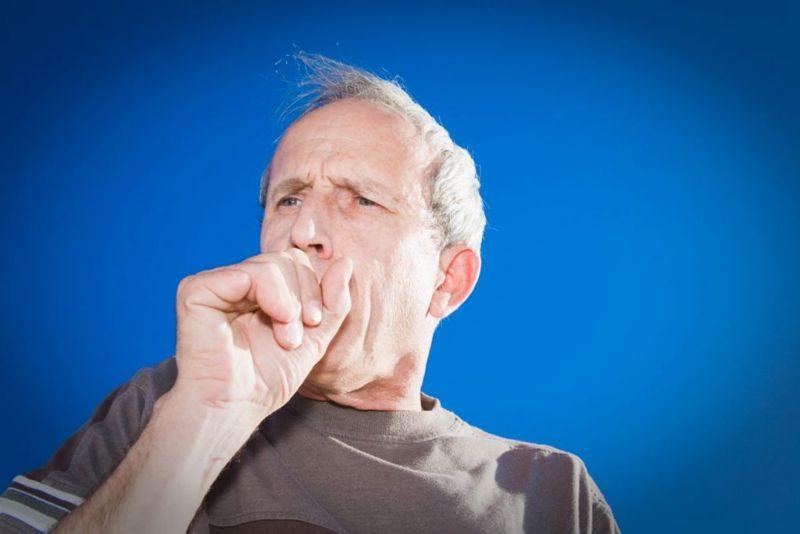 Stop Choking Cough Breathing