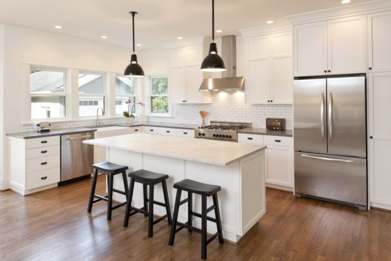 How to restore white appliances