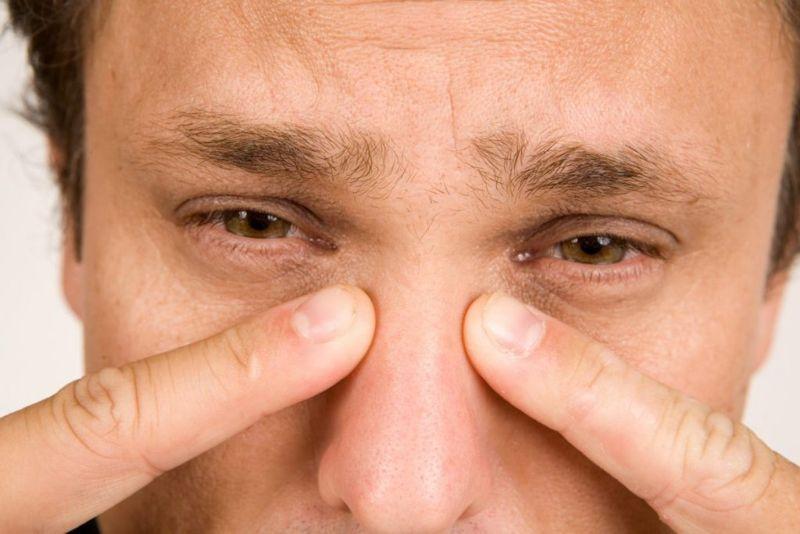 Nose Pain Injury