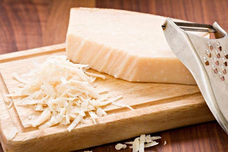 parmesan hard cheese