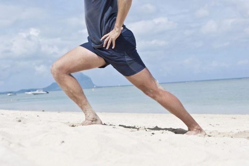calf stretch prevents cramps