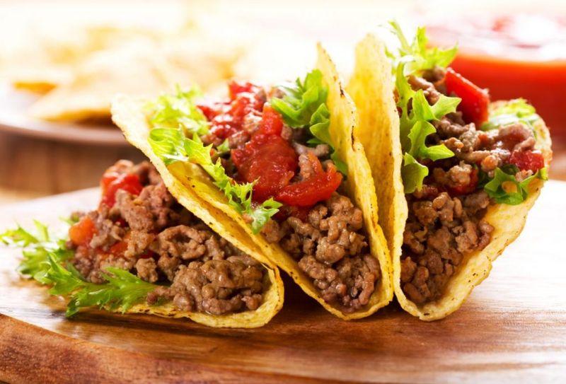 Meatloaf tacos