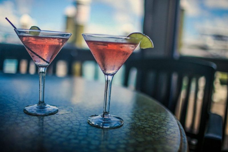 Cosmo cocktails
