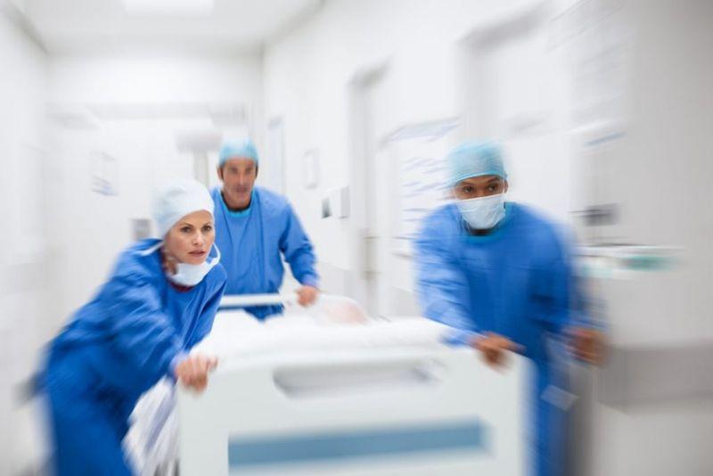 Medical Emergency Dangerous