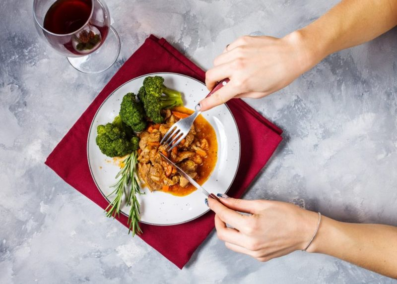 goulash pairing wine broccoli