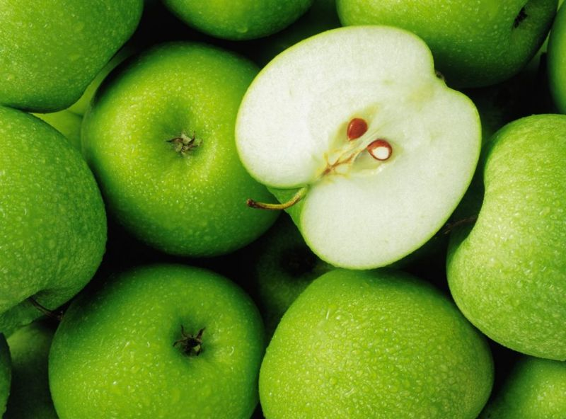green apples for pies