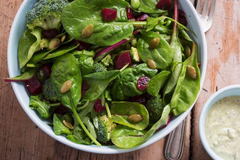 super greens kale