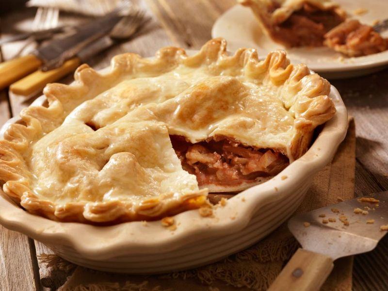 best apple pie filling