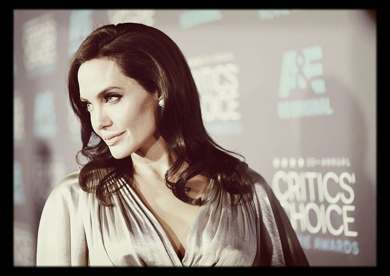 Actress/director Angelina Jolie attends the 20th Annual Critics' Choice Movie Awards at the Hollywood Palladium on January 15, 2015 in Los Angeles, California.