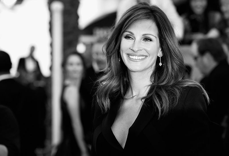 Actress Julia Roberts attends the 21st Annual Screen Actors Guild Awards at The Shrine Auditorium on January 25, 2015 in Los Angeles,California.