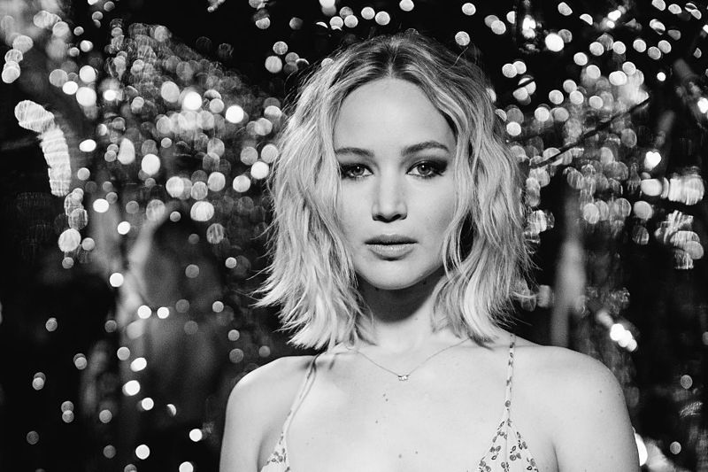 Actress Jennifer Lawrence attends 'photo call for Columbia Pictures' 'Passengers' at Four Seasons Hotel Los Angeles at Beverly Hills on December 9, 2016 in Los Angeles, California