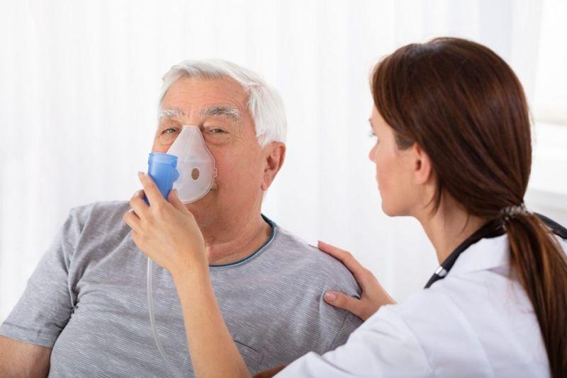 COPD respiratory ventilation chronic
