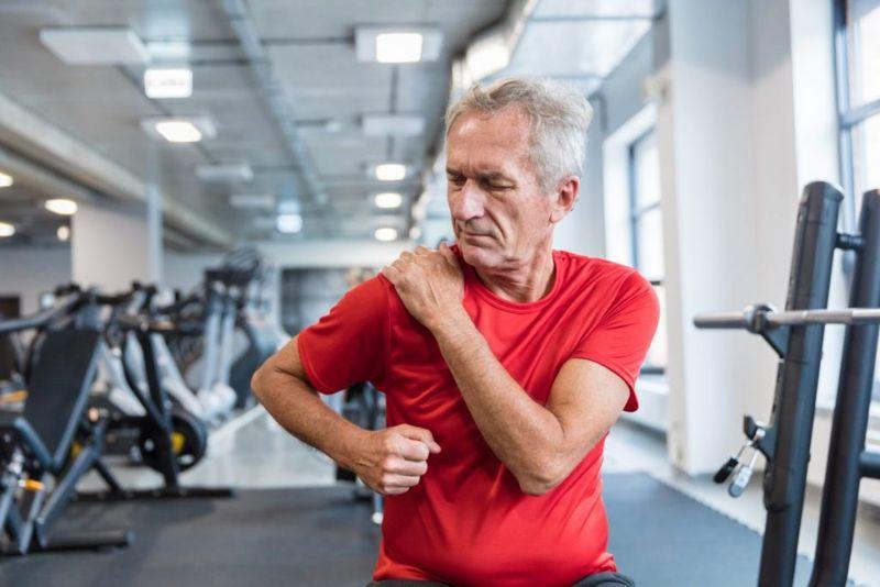 mobile shoulder joint