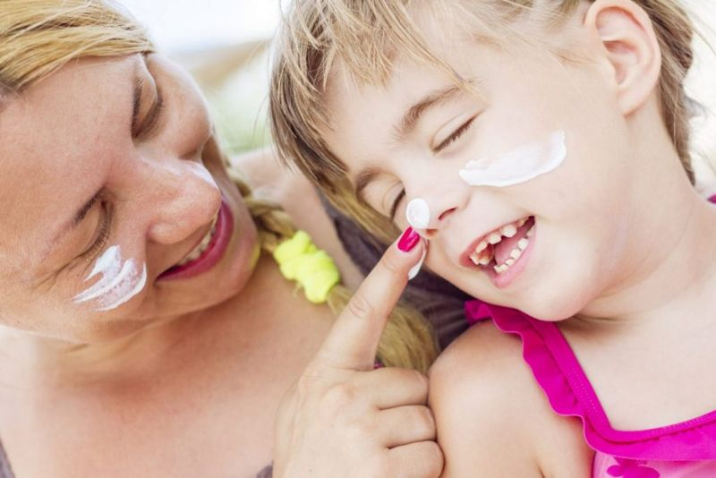 sunburn, causes, skin tests, idiopathic
