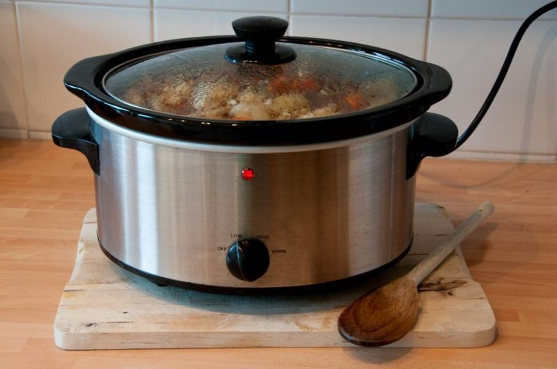 slow cooker cabbage pressure