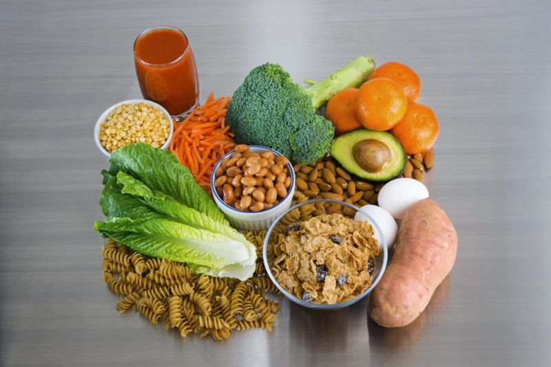 folate-rich foods