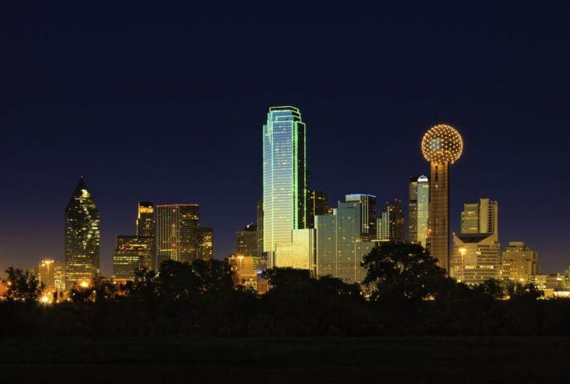 dallas texas highland park city