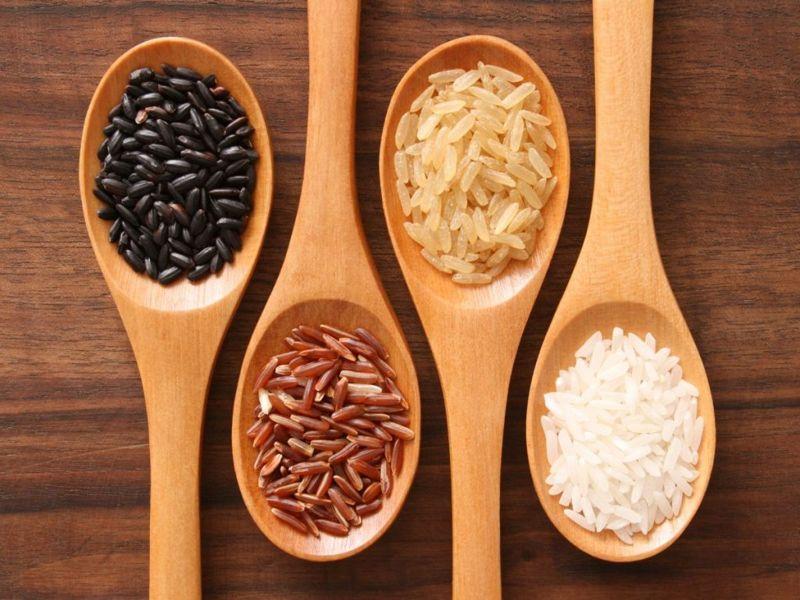 brown rice types
