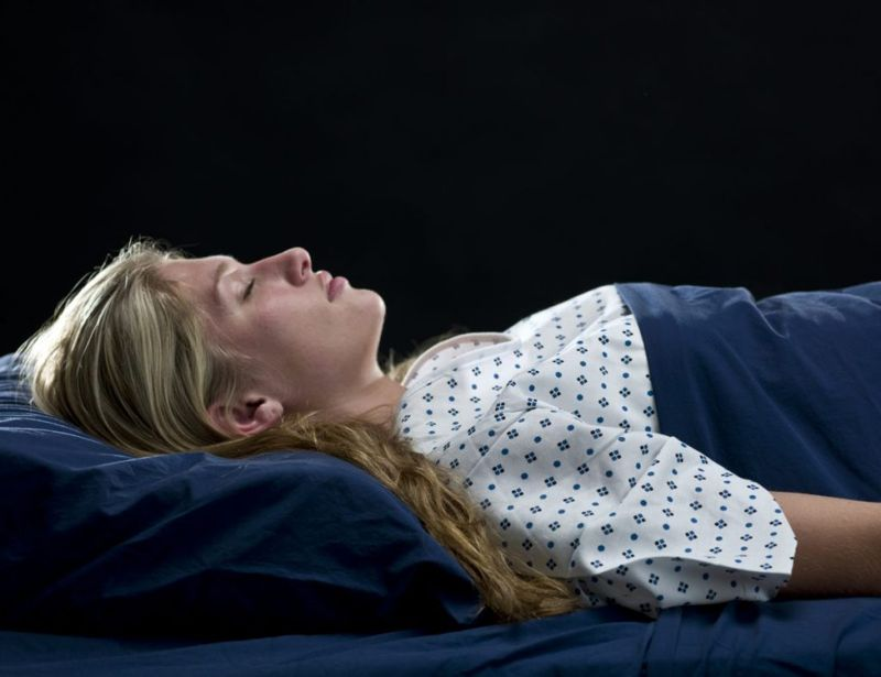 Definition Of A Coma Sleep