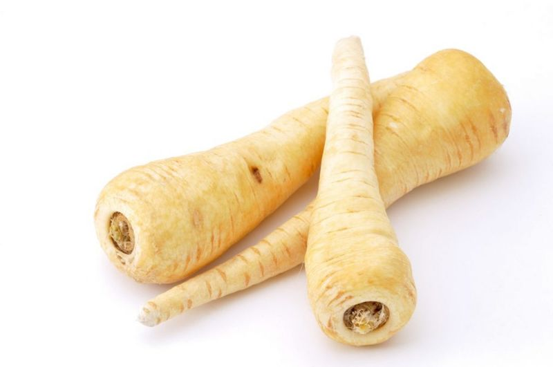 Cook Parsnips for Corned Beef