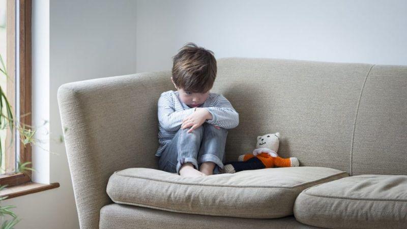 childhood depression anxiety