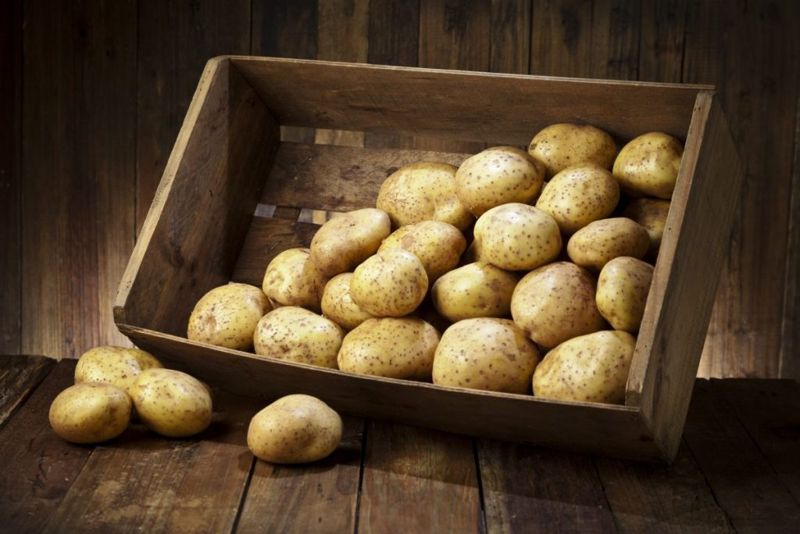 Cook Potatoes for Corned Beef