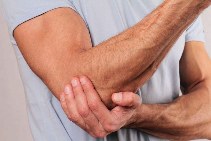 elbow ulna proximal