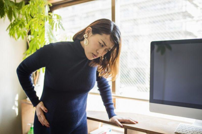 pregnancy dizziness stressor