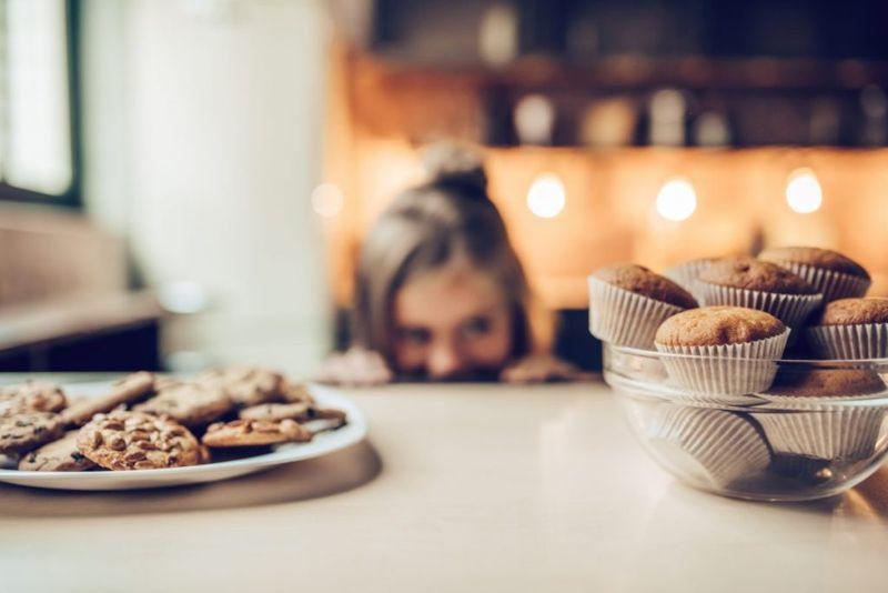 crave sugar binge
