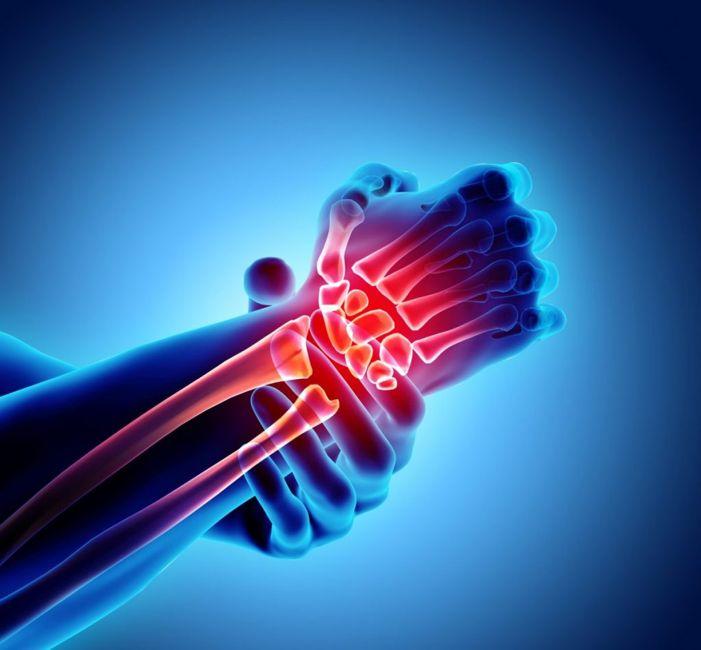 wrist ulna joint
