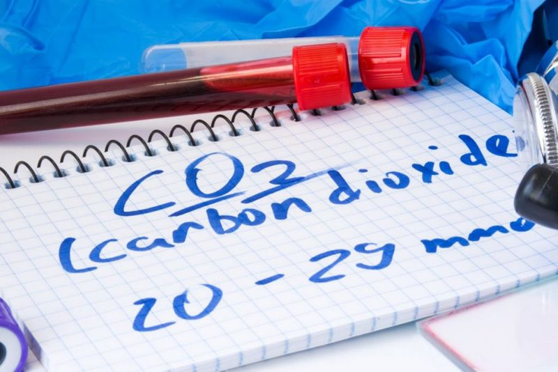 Hypercapnia carbon-dioxide