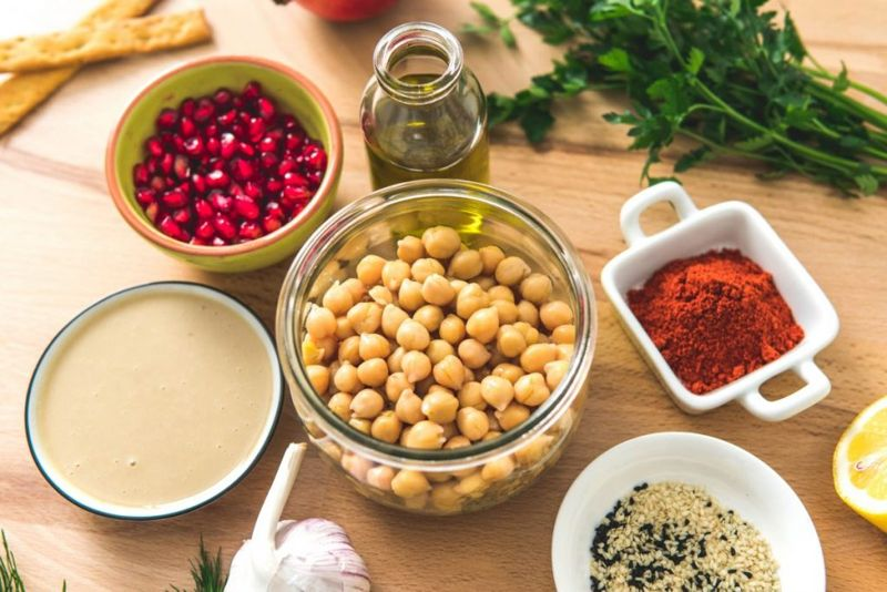 is hummus easy to make