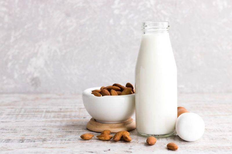 almond milk substitute