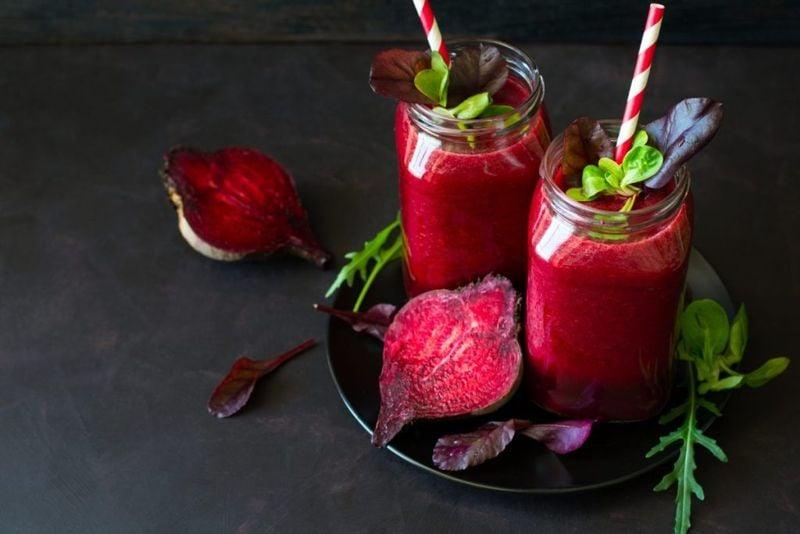 beet shake healthy diet