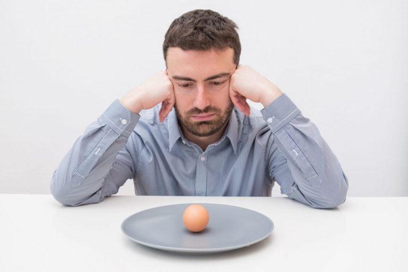 sad man egg