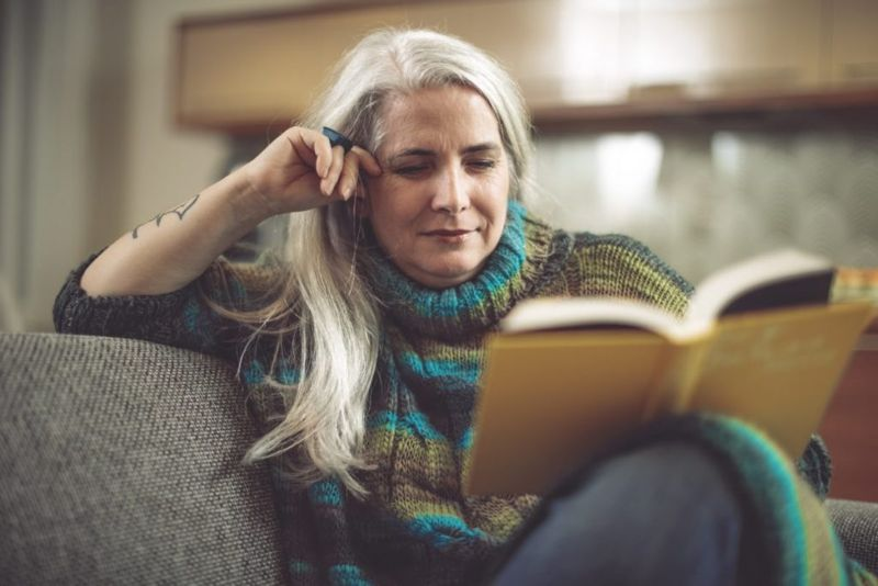 Reading Mental Stimulation