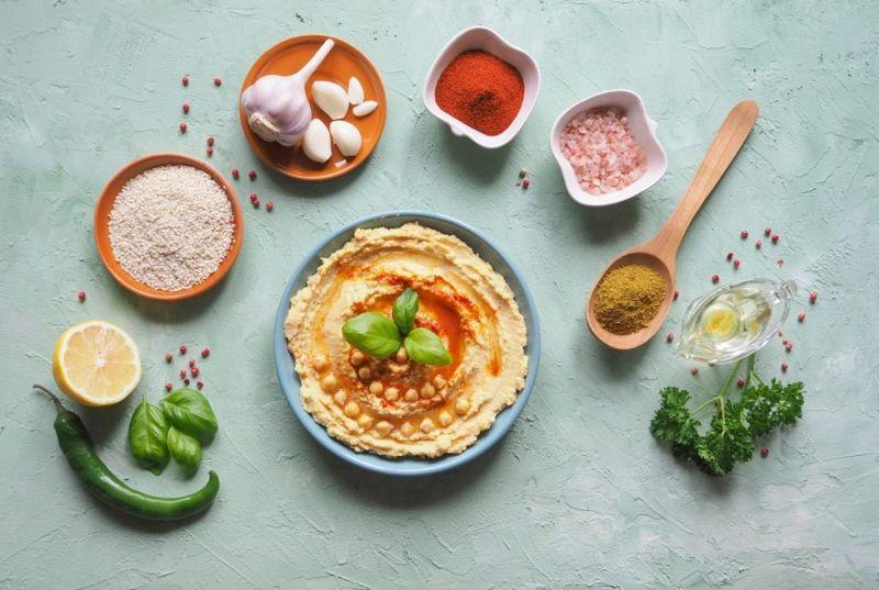 hummus ingredient list