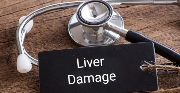 10 Symptoms of Liver Damage