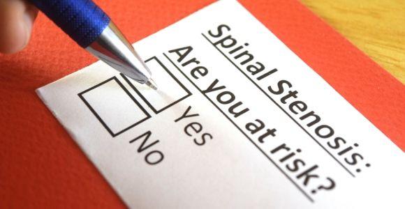 10 Symptoms of Spinal Stenosis