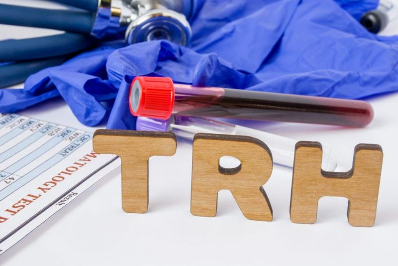 Thyroid TRH TSH hypothryroidism
