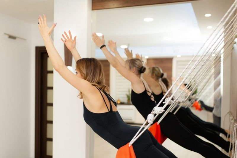 Iyengar Ropes Alignment