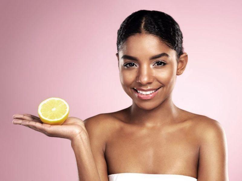 Vitamin C Antioxidant Collagen Tissue