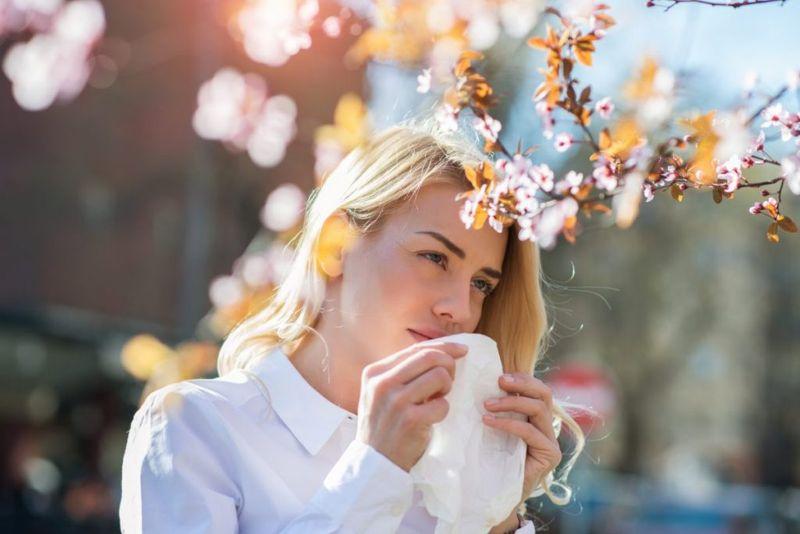 allergies allergic response