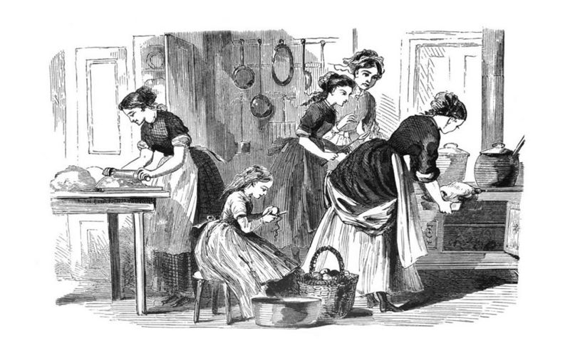 Typhoid Mary Cook Contamination Disease