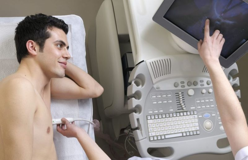 Adult Ultrasound Complications