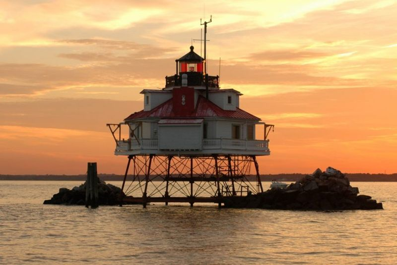 Thomas Point Light House