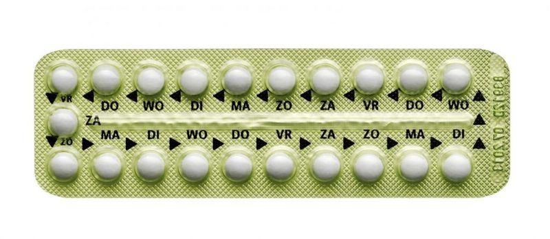 Birth-control contraceptives estrogen menstrual-cycle