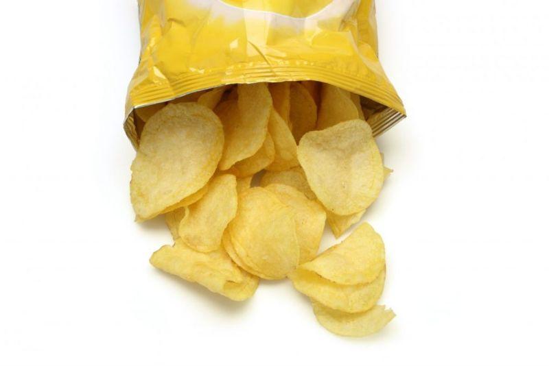 potato chip, acrylomide, frying process