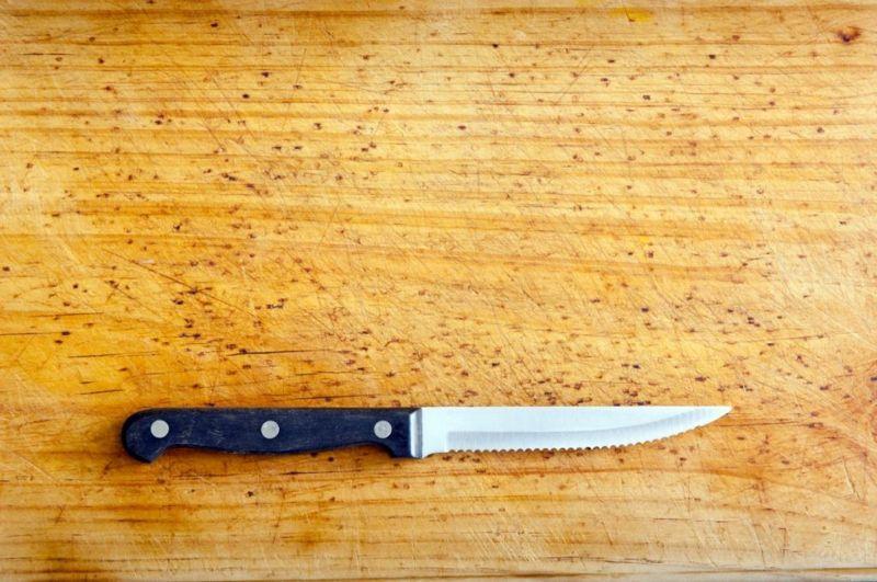 steak knife cork